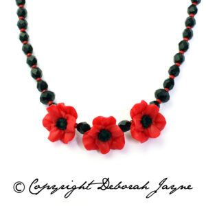 Jewellery supporting Royal British Legion