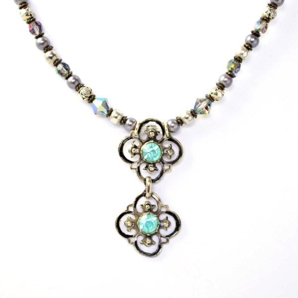 upcycled vintage jewellery