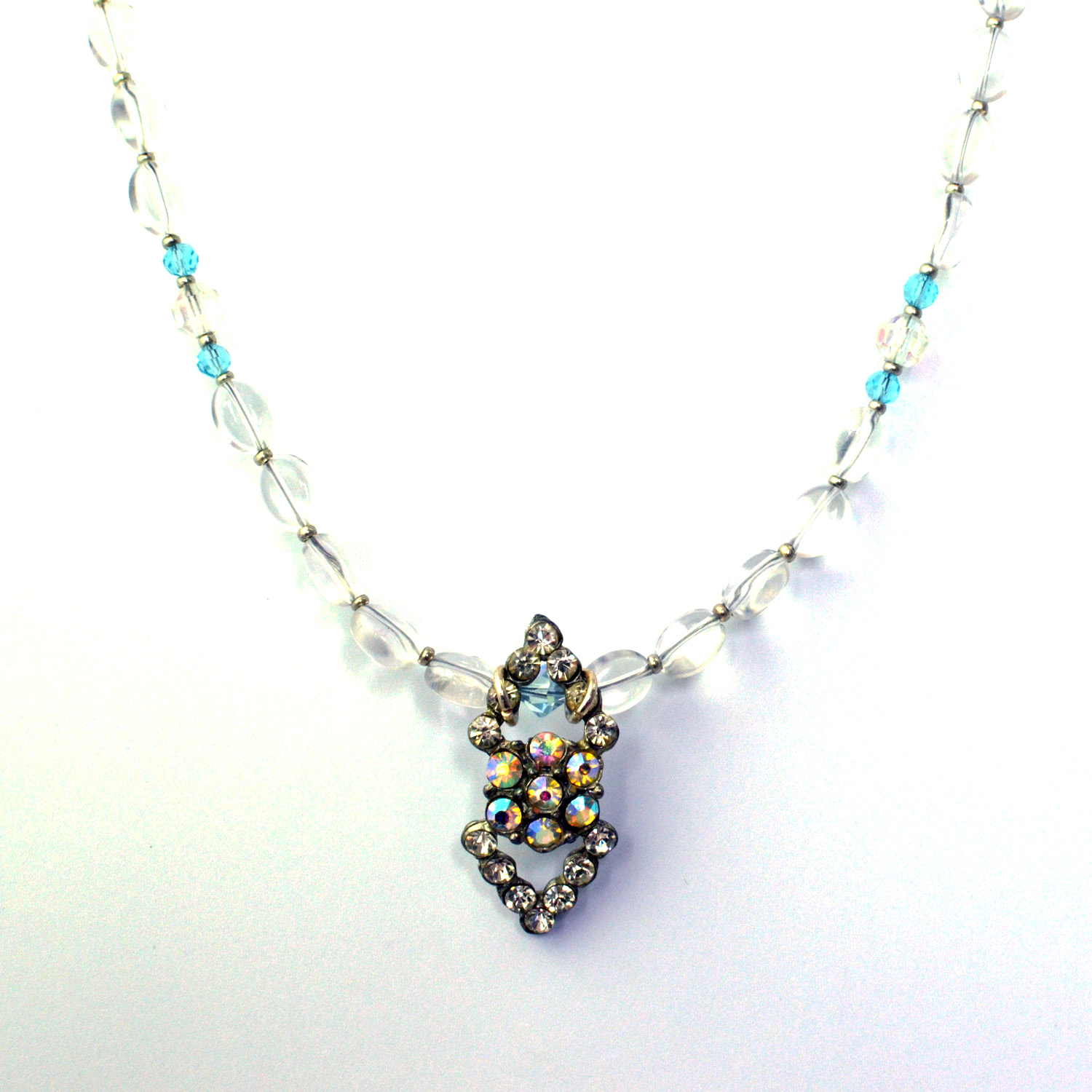 reworked necklace