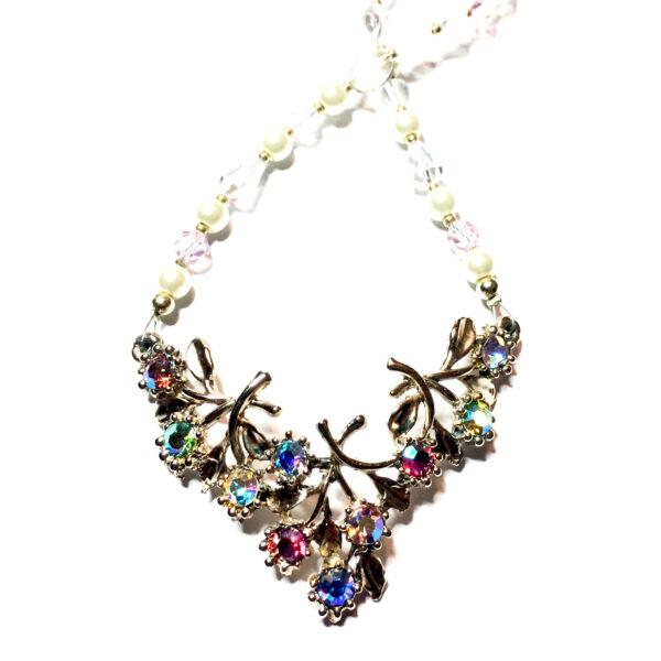vintage bridal necklace