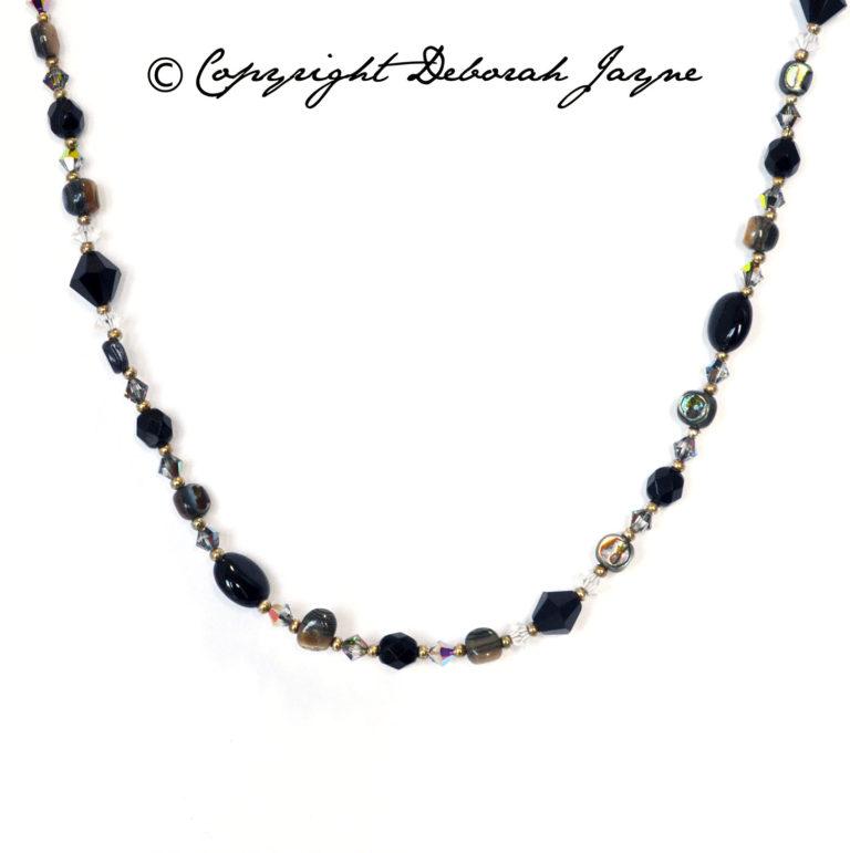 art deco beads