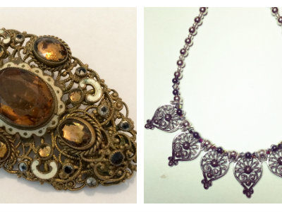 Re-Vamp Vintage Jewellery and Create Beautiful Heirloom Pieces!