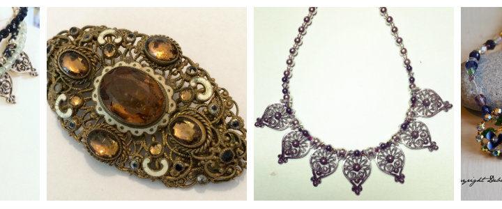 Re-Vamp Vintage Jewellery and Create Beautiful Heirloom Pieces!