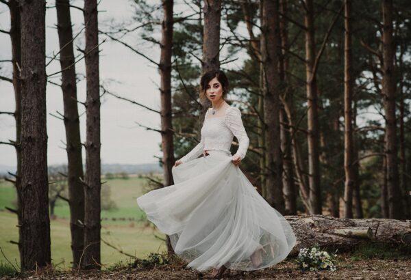 something old something new bridal