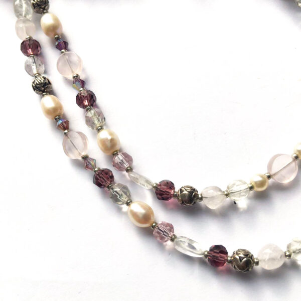 string of beads detail
