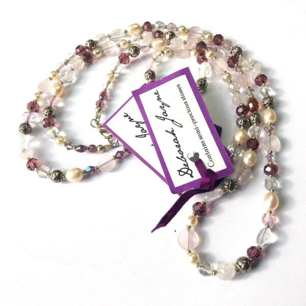 long string of beads