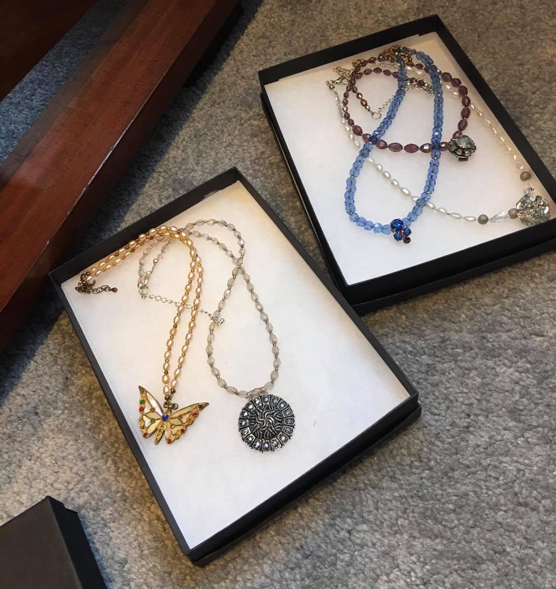 unique handmade jewellery