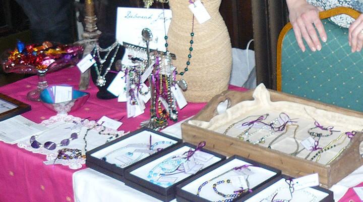 Guild Hall Craft Fair, Lichfield