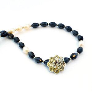 repurposed vintage necklace