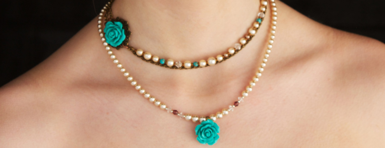 reworked gorgeous upcycled handcrafted ethical jewellery