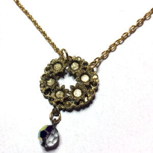 reimagined vintage necklace
