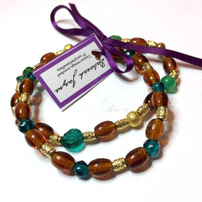 stretchy boho bracelets